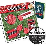 Liga-Apotheke für Leverkusen-Fans | Saison-Notfall-Set zum Überraschen & Verschenken witzig verpackt, mit Schadenfreude gratis & Spaßgarantie inklusive
