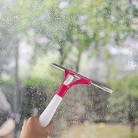 Multiuso spray detergente per pulizia pennelli per vetri in vetro lavavetri tile Floor Cleaning Wiper–-Rosso