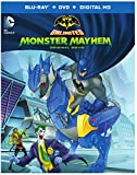 Batman Unlimited: Monster Mayhem (Blu-ray + DVD + Digital HD UltraViolet Combo Pack)