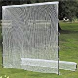 New Legend Golf Outdoor Garden Gear Deluxe Large Free Standing Golf Training Net Chipping Driving Hitting Target Practice Aid