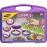 Joustra - 46014 - Kit De Loisirs Créatifs - Petite Mallette Loom's