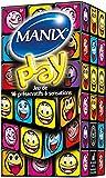 MANIX PLAY - 16 préservatifs Pack Découverte...