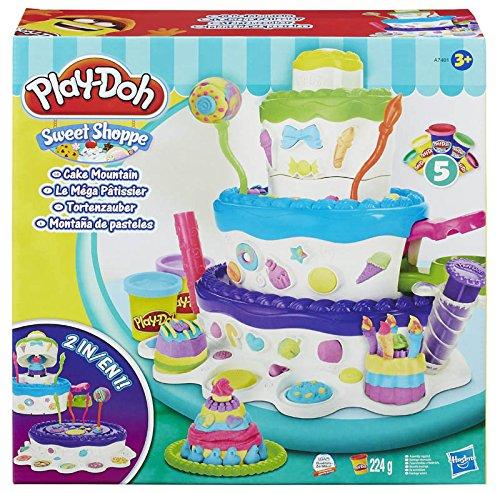Play-Doh Sweet Shoppe Cake Mountain