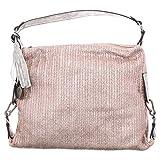 Suri Frey | Phoeby | Handtasche | Bast-Look - rosa | rose, Farbe:rosa;Größe:1