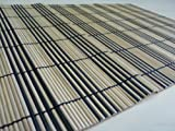 point home 8x Tischset Platzset Tischläufer Platzmatte aus Bambus