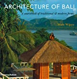 Architecture of Bali /anglais