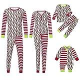dd593d8e05 POLP Niño Navidad Ropa niñas Unisex Pijama Bebe Navidad Regalo Padres e  Hijos Niño Madre e