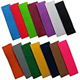 Rhino Cricket Bat Toe Guard-Assorted Colours - Full Size (Pack Of 100)