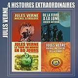 4 Histoires Extraordinaires de Jules Verne