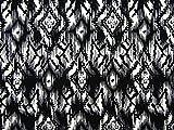 Minerva Crafts Geometrische Print Stretch Jersey Knit Kleid