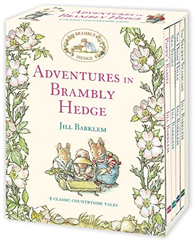 Adventures in Brambly Hedge por Jill Barklem