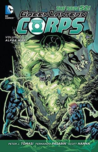 Green Lantern Corps Vol. 2: Alpha War (The New 52)