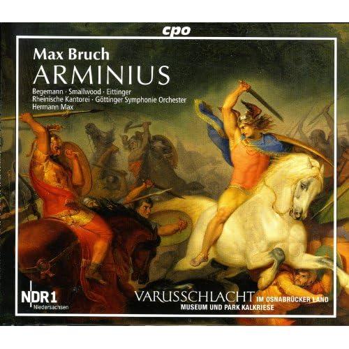 Bruch, M.: Arminius [Oratorio]