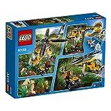 LEGO City 60158 - Dschungel-Frachthubschrauber für LEGO City 60158 - Dschungel-Frachthubschrauber