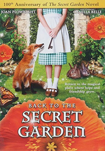 Back to the Secret Garden by Joan Plowright