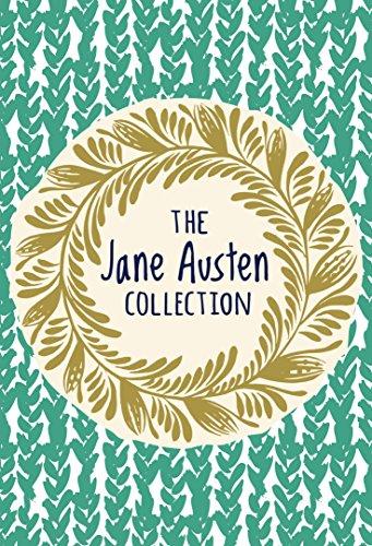 The Jane Austen Collection: Six Book Boxset plus Journal