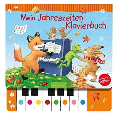 Mein Jahreszeiten-Klavierbuch