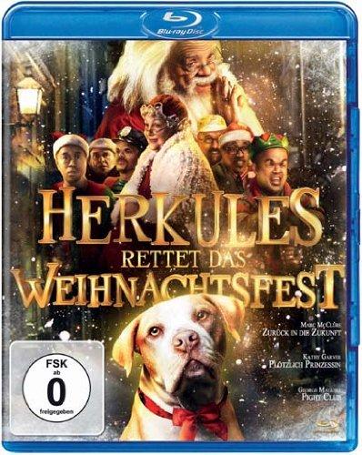 Herkules rettet das Weihnachtsfest [Blu-ray]