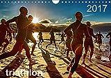 TRIATHLON 2017 (Wandkalender 2017 DIN A4 quer): Triathlon Kalender 2016 (Monatskalender, 14 Seiten) (CALVENDO Sport)