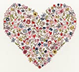 Love Heart - Cross Stitch Kit