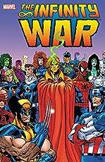 Infinity War (Marvel Masterworks Library)