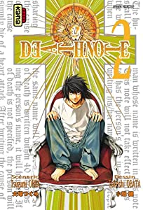 Death Note Edition simple Tome 2