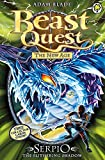Beast Quest: 65: Serpio the Slithering Shadow by Adam Blade(2014-11-01)