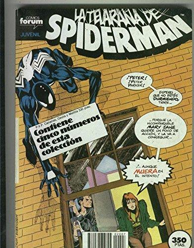 Spiderman volumen 1 retapado 111 al 115