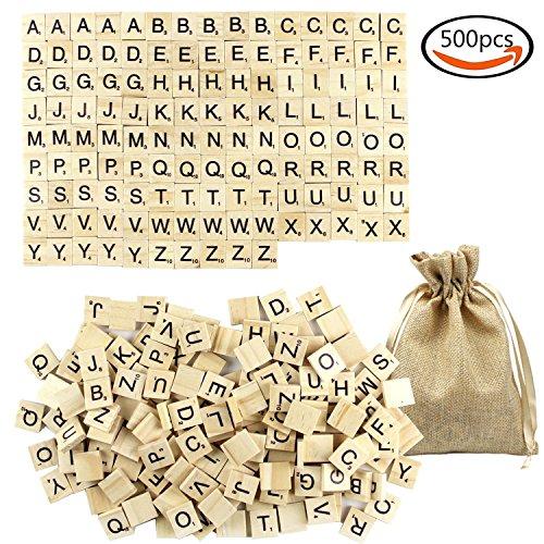 jpsor-500-pcs-wooden-letters-scrabble-replacement-letters