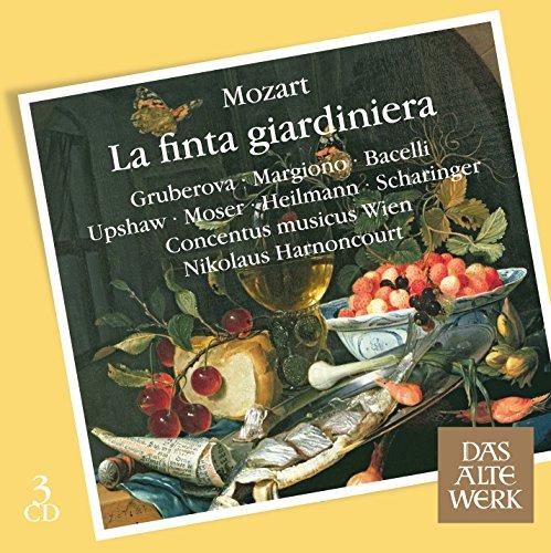 Preisvergleich Produktbild La Finta Giardiniera (Ga)