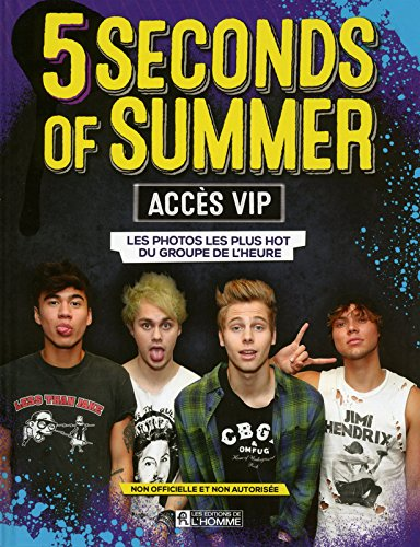 5 Seconds of Summer - Accès V.I.P.