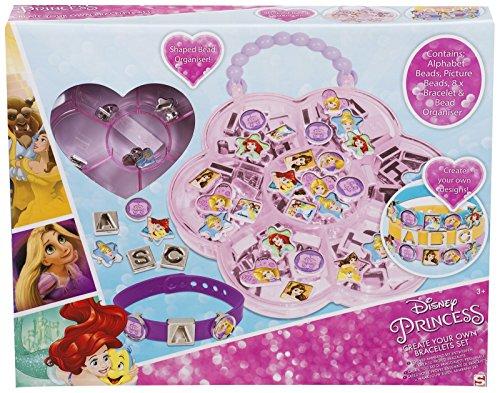 Disney Princesa Oficial CREA Tus propias Pulseras y Juegos de Cuentas Listado y Vendido por Get A Gift UK