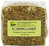 Cotswold Health Products Flor de saúco té 50g - CUNAS-01EL