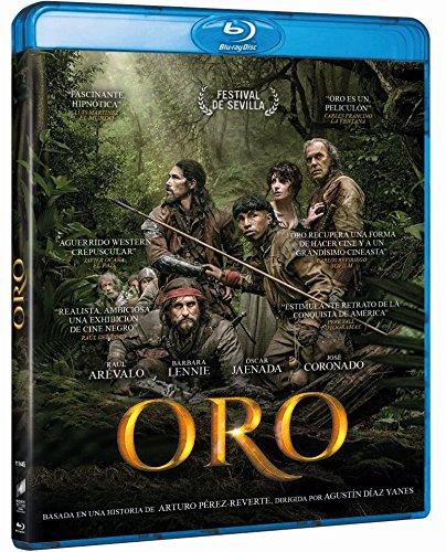 Oro [Blu-ray]