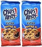 Chips Ahoy! - Extra Pepitas XL - Galletas con Trazos de Chocolate - 184 g - [Pack de 2]
