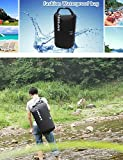 GXS GH Nature Randonnée Hommes de voyage Sacs Multi–Fonctionnel Rafting étanche sac de compression sac Dry Bag Sac 50L Noir