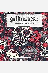 gothicrockt: Das zweite dark side Notizbuch Taschenbuch