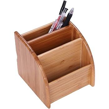Schreibtisch Set 2 tlg Schreibtisch-Organizer mit Stiftehalter und Zettelbox