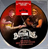 LOU REED AND KRIS KRISTOFFERSON - THE BOTTOM LINE ARCHIVE SERIES: IN THEIR OWN WORDS: WITH VIN SCELSA (1 LP)