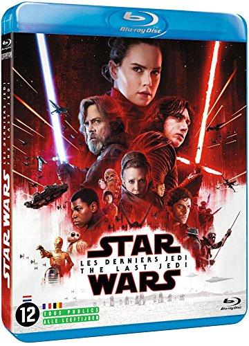 Star Wars : Les Derniers Jedi - Blu-ray 2D + Blu-ray Bonus [Blu-ray + Blu-ray bonus]