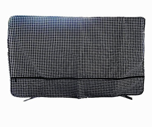 TV Dust Cover Protect Your TV Indoor and Outdoor Use Water-proof Fits LCD  LED  Flat And Plasma TV Sets  32