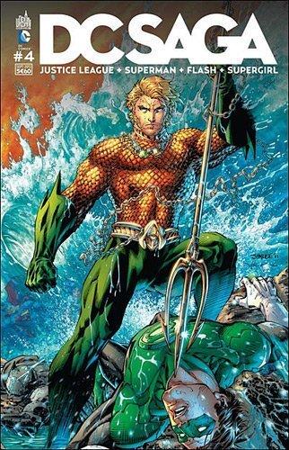 DC Saga. N° 4 : de Urban Comics Presse (2012) Broché