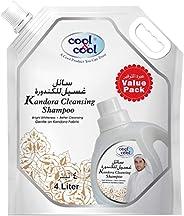 Cool & Cool Kandora Cleansing Shampoo, 4 Liter
