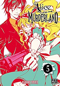 Alice in Murderland Edition simple Tome 5