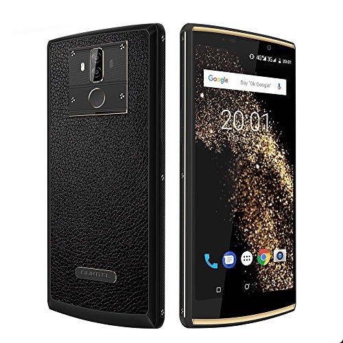 OUKITEL K7 smartphone baratos libres 10000 mAh 9V/2A carga rápida,Pantalla 6.0 ' 18:9 HD,Android 8.1 Octa Core 4GB +...