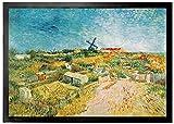 1art1 94883 Vincent Van Gogh - Gemüsegärten Am - Best Reviews Guide