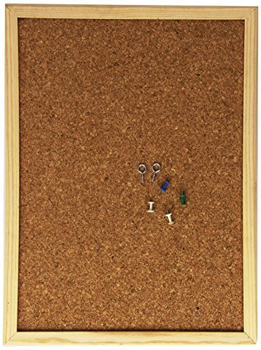 Makro Paper 220225 - Tablero Corcho marco madera