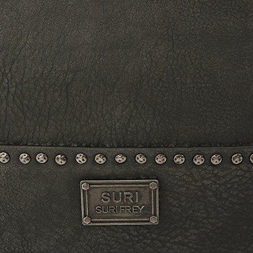 Suri Frey  10263,650, Sac bandoulière pour femme Taille unique 100 black