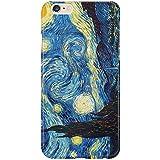 Carcasa Funda protectora La noche estrellada de Vincent Van Gogh Cuadro arte pintado Holanda Case iPhone 4/4S/5/5S/5SE/5C/6/6S/6Plus/6SPlus Samsung S3/S3Neo/S4/S4Mini/S5/S5Mini/S6/Note