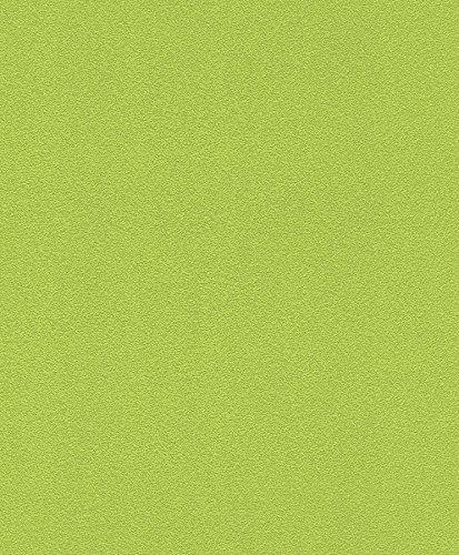 rasch-prego-489538-intisse-vert-uni